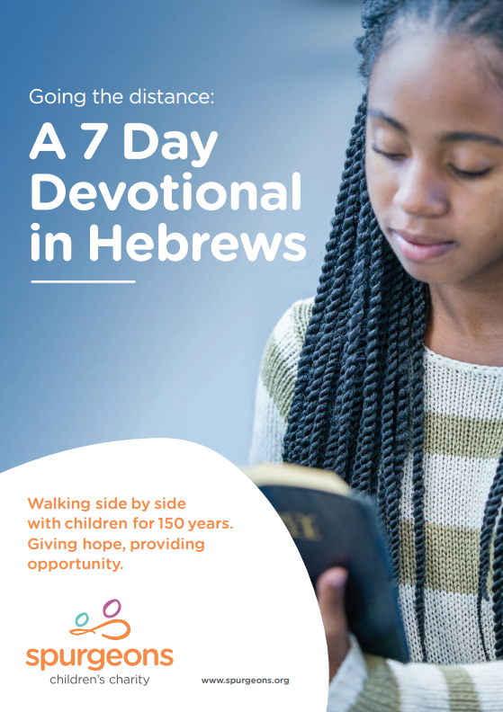 7 day devotional in hebrews