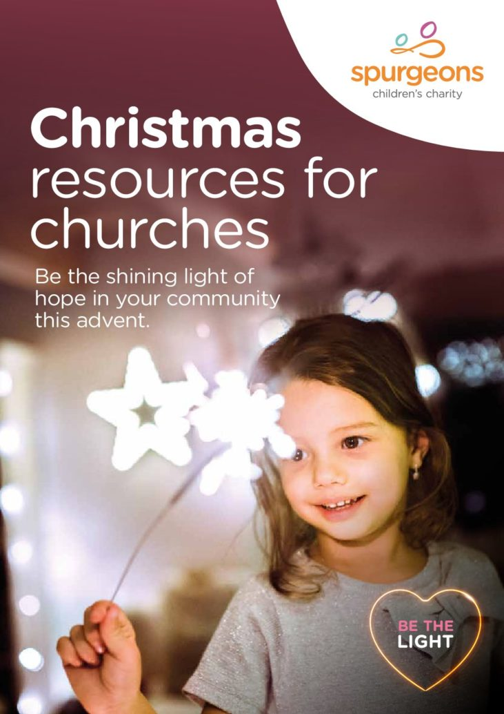 christmas resources for churches poster