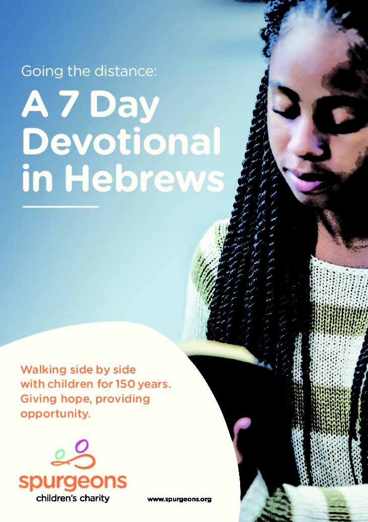 a 7 day devotional in hebrews
