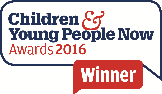CYPN awards logo 2016 Winner Logo