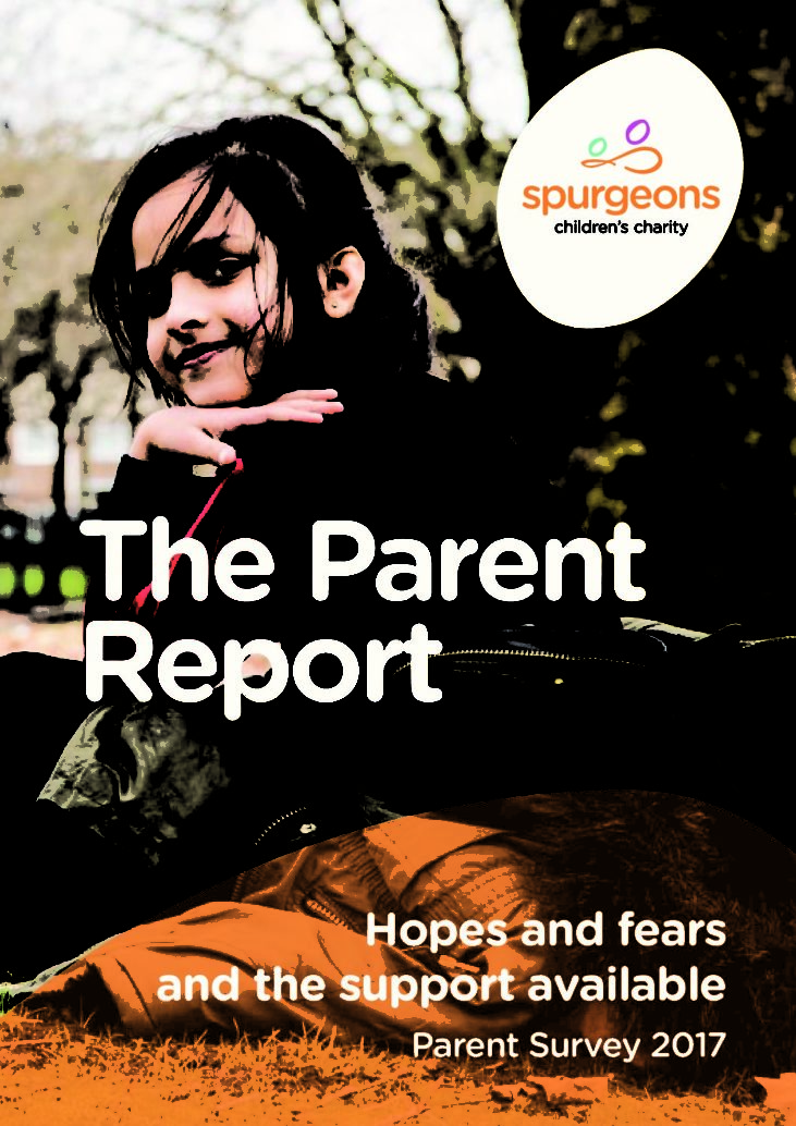 parent report poster
