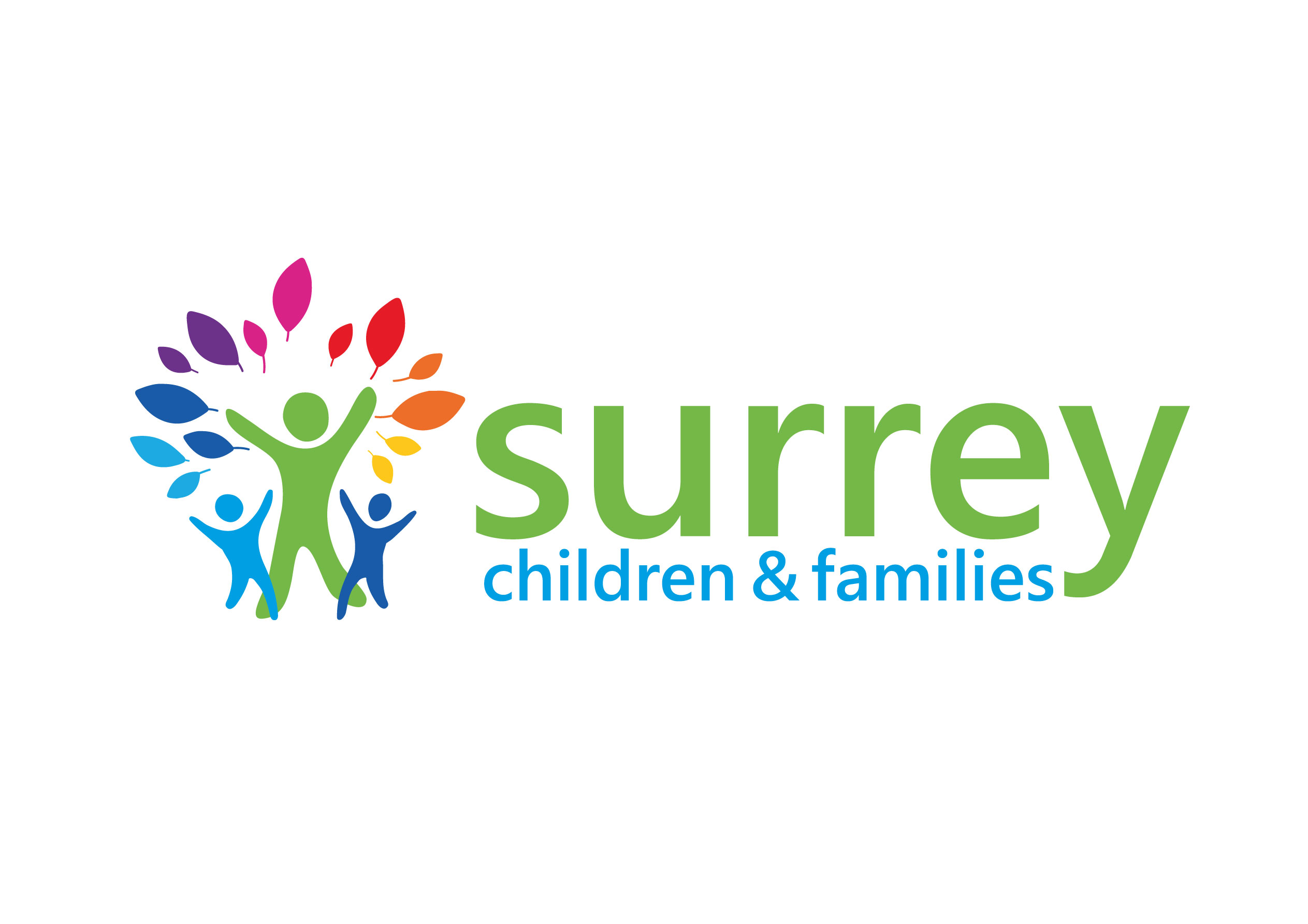 Surrey Children & Families logo