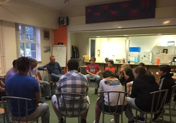 Lads Need Dads - Inspire programme